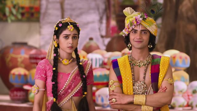 watch radhakrishn episode 7 online on